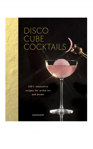 книга: DISCO CUBE COCKTAILS