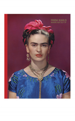 книга: FRIDA KAHLO: MAKING HER SELF UP